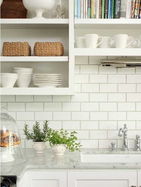 Subway Tiles For Kitchen remodelaholic | 25+ great kitchen backsplash ideas