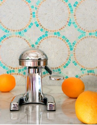 Cococozy glass mosaic