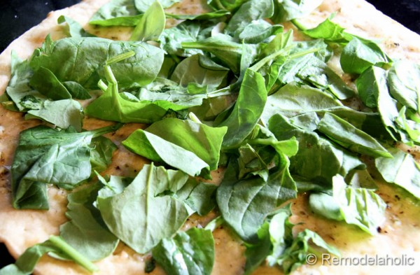 Easy Veggie Pizza Recipe (2)