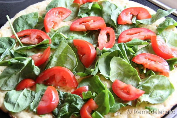 Easy Veggie Pizza Recipe (5)