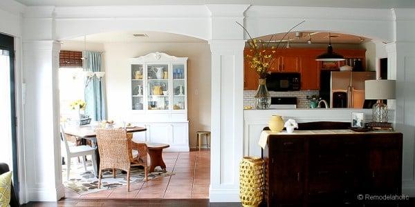 How to build an interior column tutorial