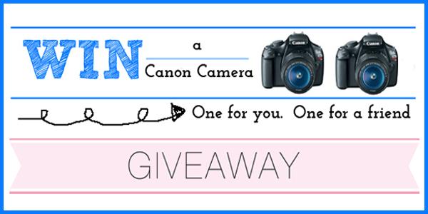Win a Camera!!!