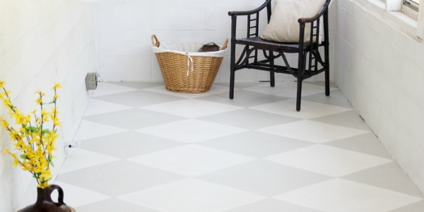 How to Paint a Concrete Floor