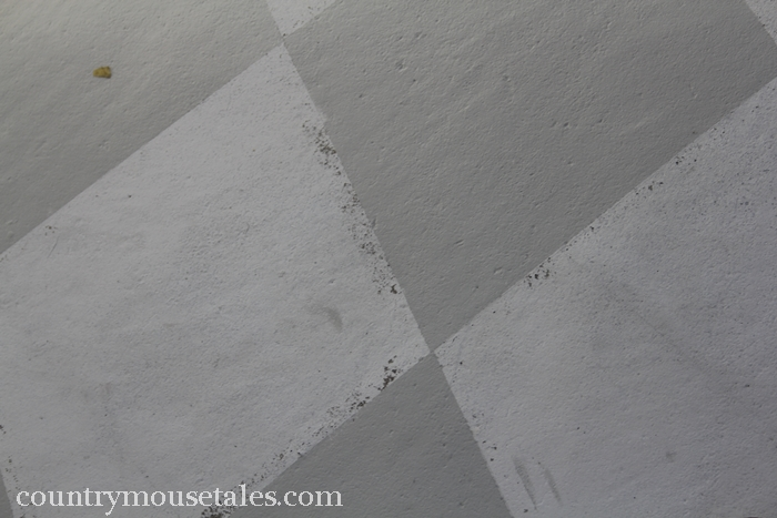 paint concrete floorsHow to Paint a Concrete Floor  Remodelaholic