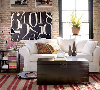 pottery barn number canvas art knock off tutorial