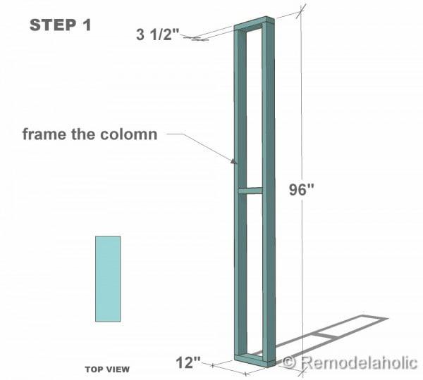 step 01 column construction final