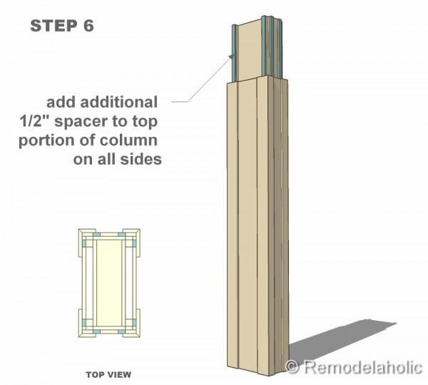 step 06 column construction final