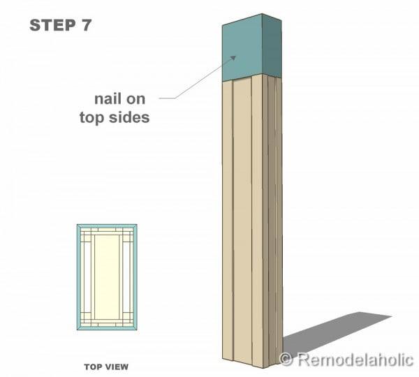 step 07 column construction final