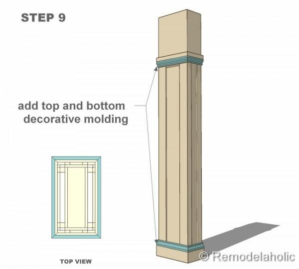 step 09 column construction final