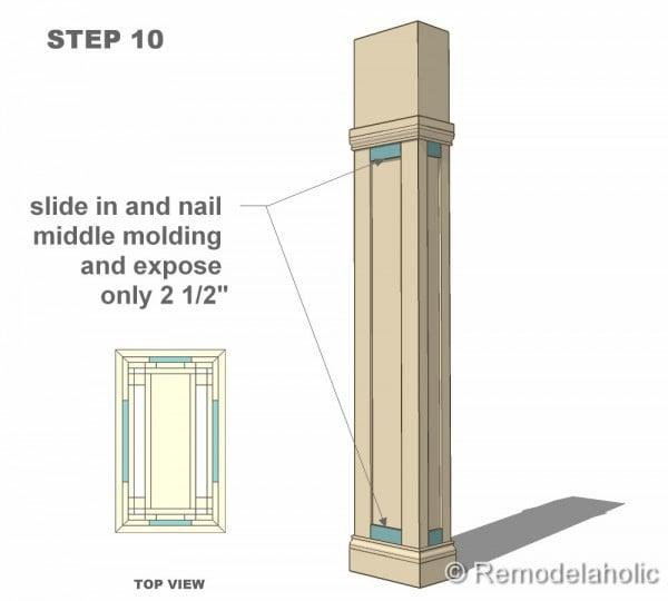 step 10 column construction final
