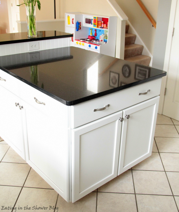 add a kitchen island to remodel
