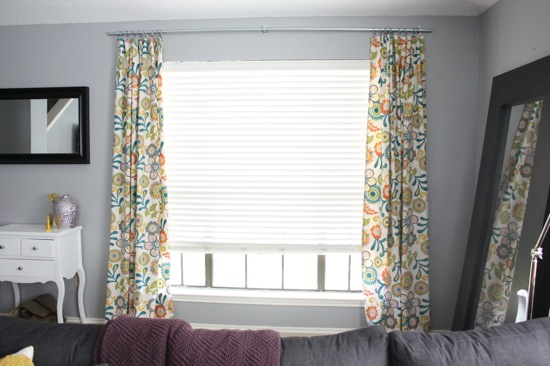 Cheap Homemade Curtain From Electrical Conduit Love And Renovations