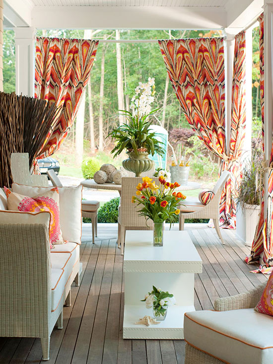 get this look cozy outdoor room remodelaholic