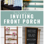 Inviting Front Porch Ideas From Remodelaholic