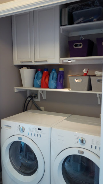 25 Ideas For Small Laundry Spaces Remodelaholic