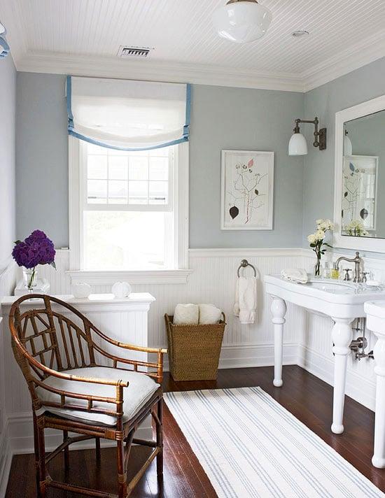 Ideal More inspiring small bath double vanities twin vanity bathroom Traditional Home
