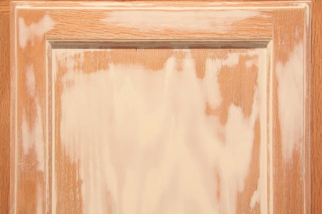 Wood Grain Filler Kitchen Cabinets
