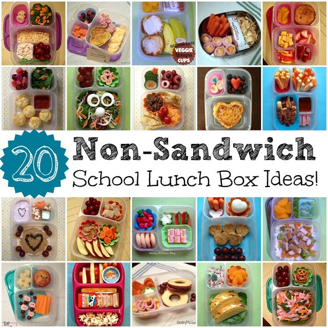 top ten school lunch ideas and tips and link party remodelaholic