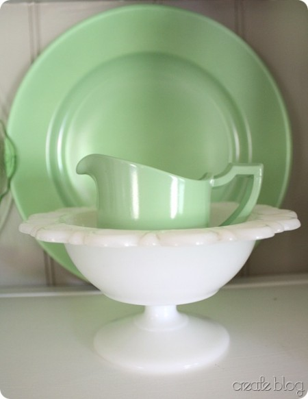 8-30 faux jadeite, Create