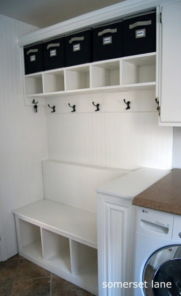 8-9 mudroom laundry room, Somerset Lane