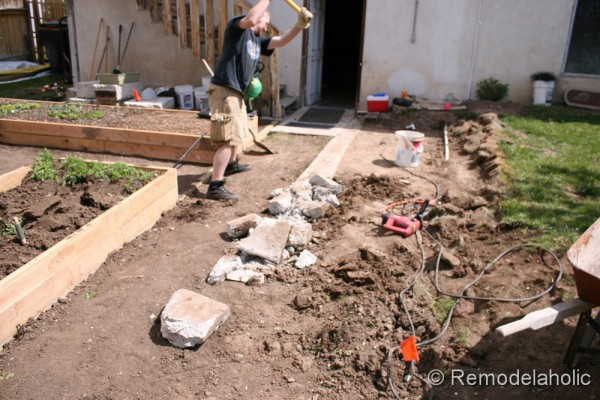 DIY concrete patio-13