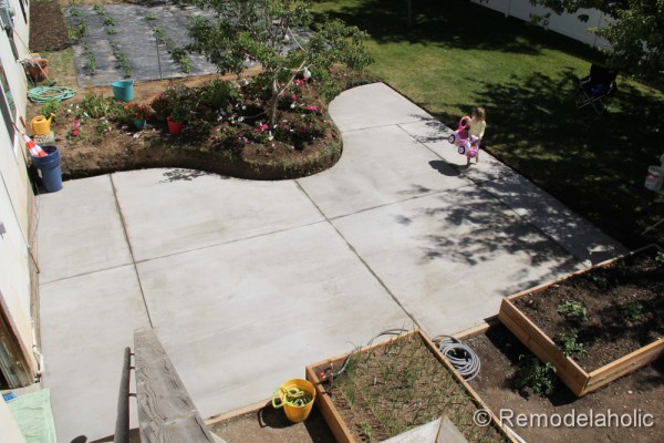 DIY concrete patio part two-19-2