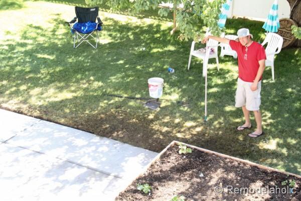 DIY Concrete Patio Part Two 29 2