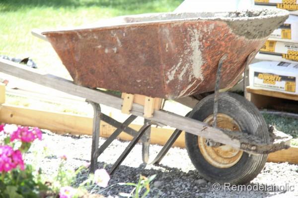 DIY Concrete Patio Part Two 3 2 ...