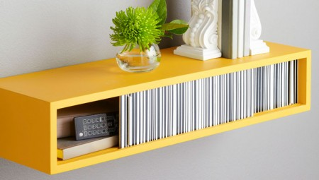 Superior Loweu0027s, Floating Storage Shelf
