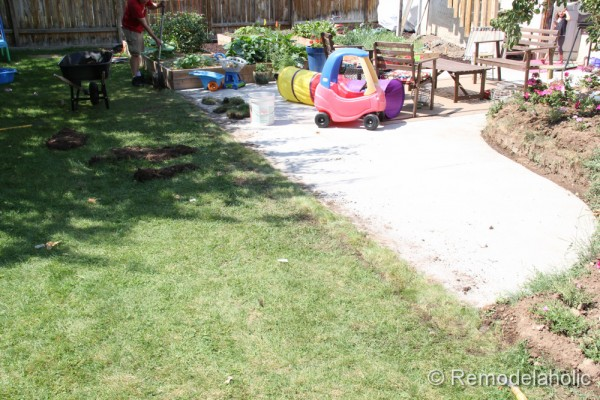 Mulch Weed Control Around Trees-14