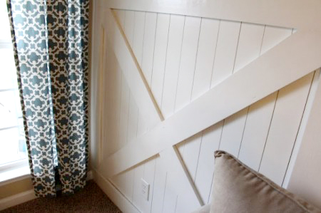 barn-door-wainscoting-Traci-Monson-on-Remodelaholic-450x299