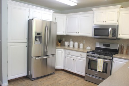best kitchen remodel ideas -- big kitchen remodel on a budget, Everywhere Beautiful on Remodelaholic