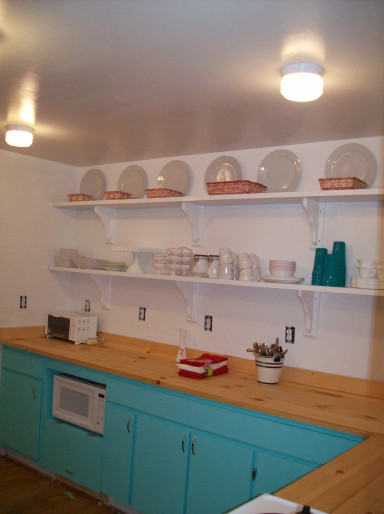 Best Kitchen Remodel Ideas Recycled Kitchen Cabinets With Butcher Block Countertops The Domestic