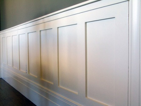 best most complete wainscoting tutorial ever, The Mustard Ceiling on Remodelaholic