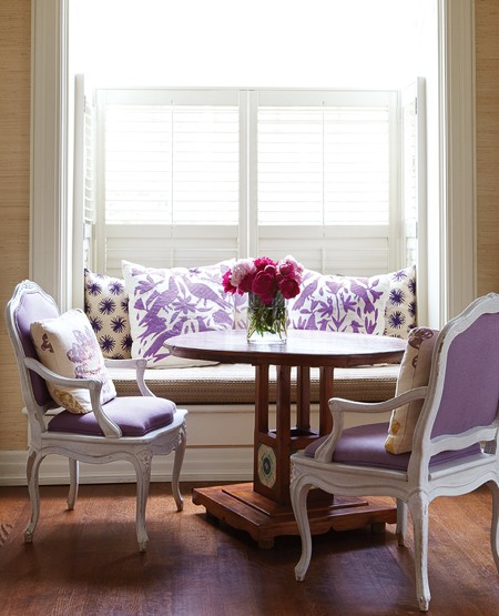 Corner Nook Dining Set Canada: Get This Look: Built-in Banquette Bench