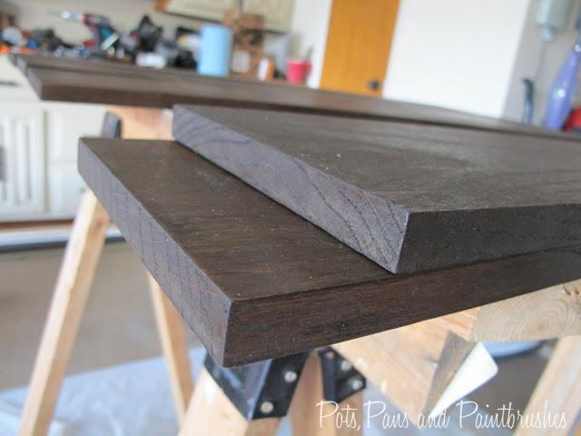 Modern Floating Mantel Shelf | Remodelaholic