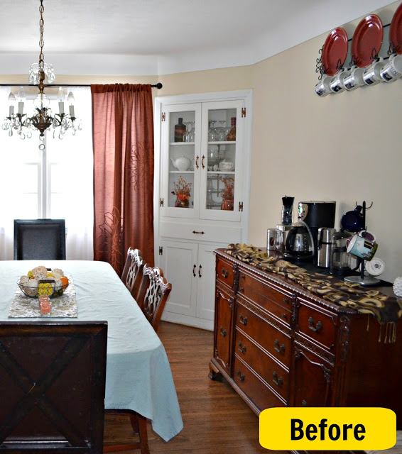 89+ Dining Room Coffee Bar - Dinette Tables Pine Wood Workbench ...