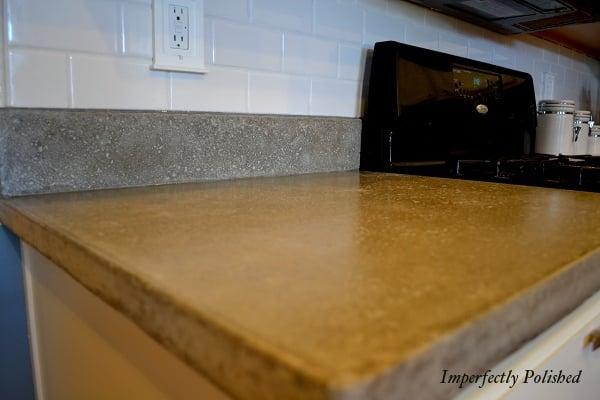 diy concrete project ideas remodelaholic. Black Bedroom Furniture Sets. Home Design Ideas