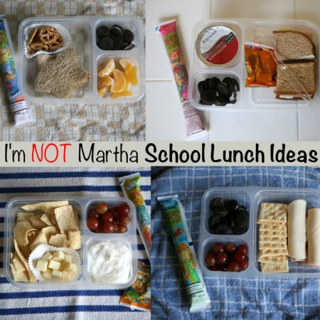 easy school lunch ideas, Emmy Mom