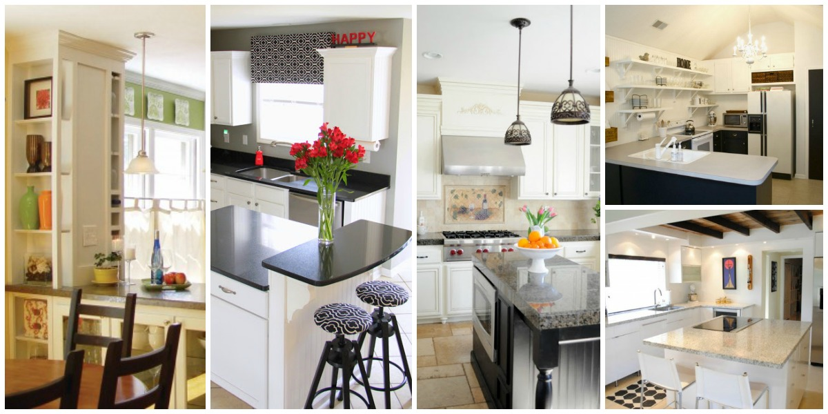 favorite best kitchen remodel ideas from Remodelaholic