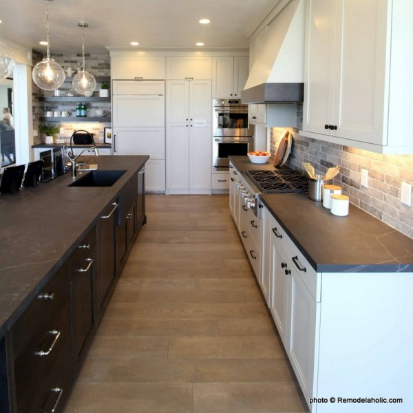 Grey And White Kitchen Cabinetry And Design Ideas, UVPH 2018 Home 10 Suited Custom Homes (81)