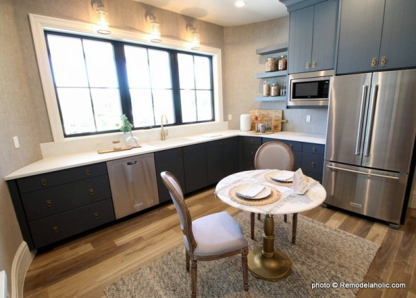 Grey And White Kitchen Cabinetry And Design Ideas, UVPH 2018 Home 4 Raykon Construction, Erin Hansen Design (248)