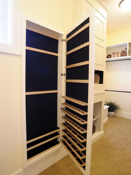 Popular hidden jewelry storage