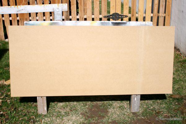 how to build a large chunky frame for a chalkboard-32