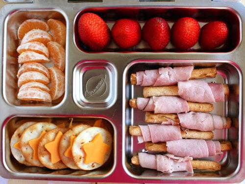 school lunch idea - pretzel roll-ups, Wendelonia in Redbook Magazine