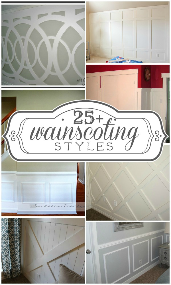 25 Stylish Wainscoting Ideas
