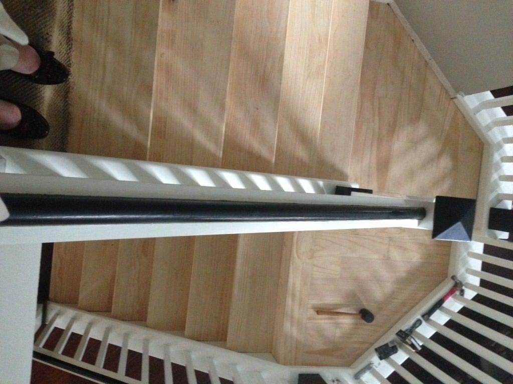 Wooden Stair Remodel