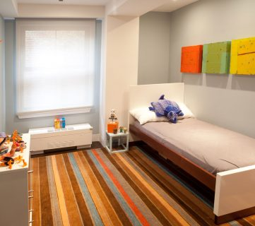 Tips for Designing Kids Spaces