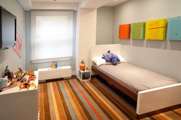 Tips for Designing Kids' Spaces | Child's Bedroom on Remodelaholic.com