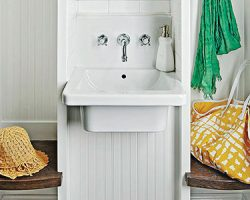 Get This Look - Back Entry Washroom and Drop Zone